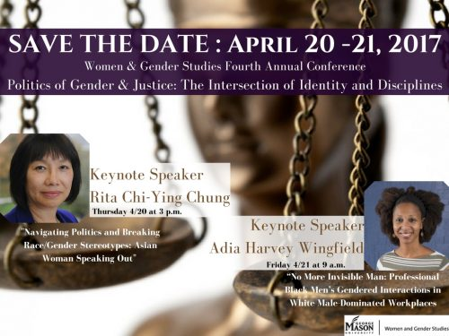WGST Fourth Annual Conference Keynote Speakers 2017